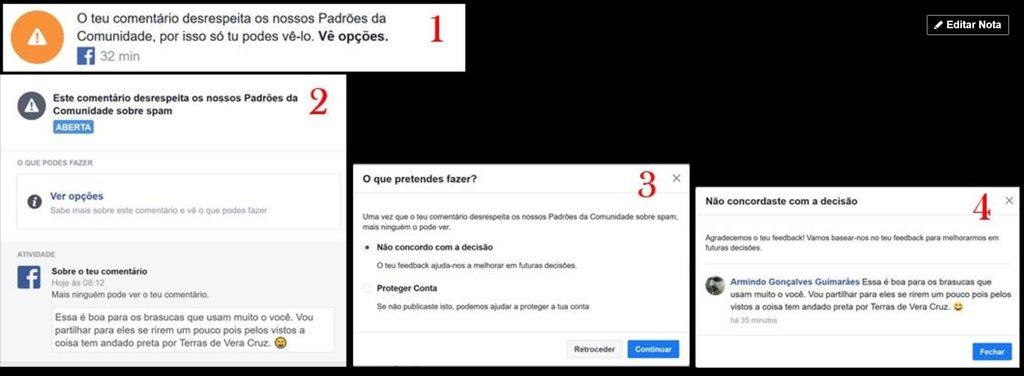 """Ontem, ao ver na página de um amigo de Setúbal uma anedota sobre a diferença entre o uso do """"você"""" e do """"tu"""", achei tanta piada que me lembrei de partilhar a mesma na minha página, a pensar nos muitos amigos brasileiros que tenho, os quais, como é sabido, utilizam mais o """"você"""" no tratamento de que os portugueses."""