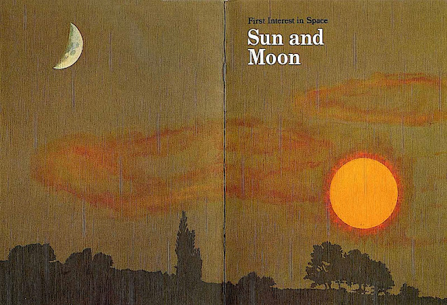 a Christopher Evens 1969 illustration Sun and Moon