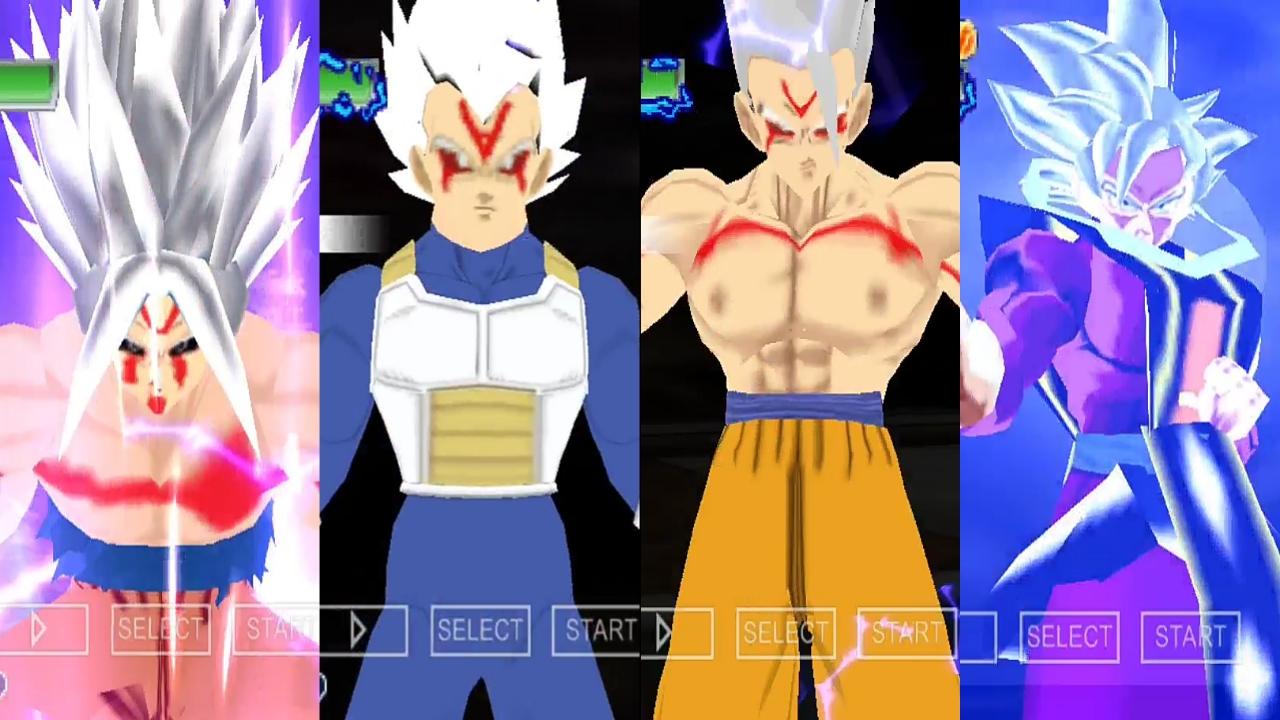 Anime War Omni God Goku And Vegeta