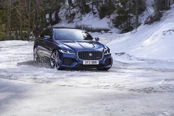 Novo Jaguar XF 2021 tem facelift e atualização tecnológica