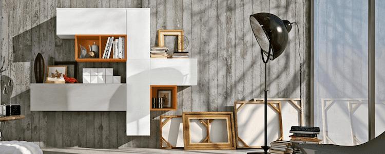 mueble salón diseño
