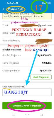Trik pengajuan pinjaman online di acc dan langsung cair