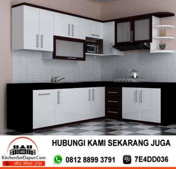Jasa pembuatan kitchen set pondok labu jasa pembuatan for Biaya kitchen set