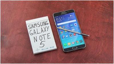 danh gia Samsung galaxy note 5 Cu
