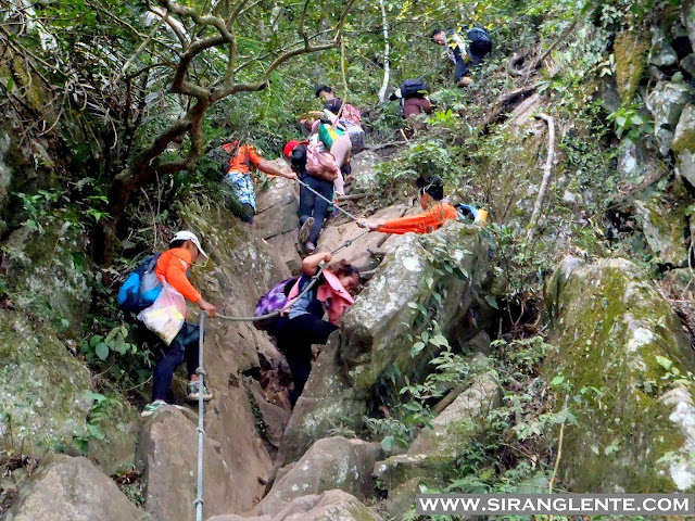Mt. Maculot traverse