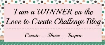 Winner at Love to Create