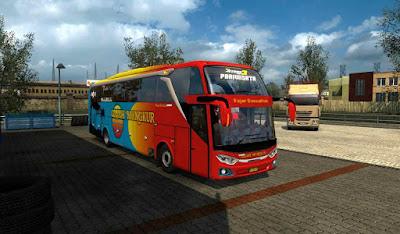 Mod ets2 jetbus 3 by Angga Saputro Cvt FPS