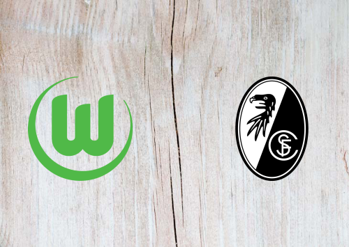 Wolfsburg vs Freiburg -Highlights 13 June 2020