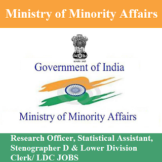 Ministry of Minority Affairs, Ministry of Minority Affairs Answer Key, Answer Key, minority affairs logo