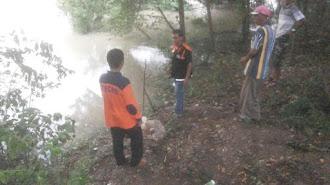 Wakil Bupati Karawang Sidak Sungai Cibeet