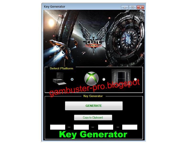 elite dangerous cd key generator free download no survey free