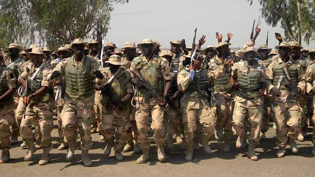 About 134 Boko Haram Killed, 16 Informants Arrested By Nigerian Army Troops