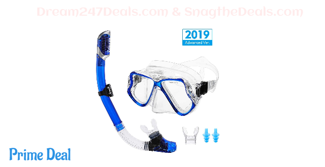 OUTERDO Snorkeling Set for Adults 33% OFF