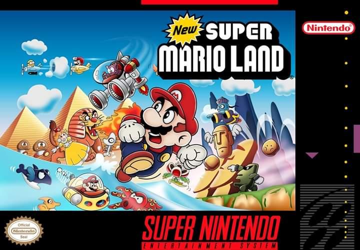 New Super Mario Land