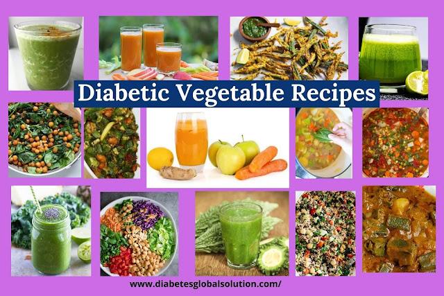 Best 7 Diabetic-Friendly Vegetarian Recipes