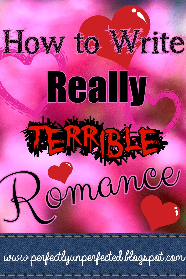 how to write budding romance