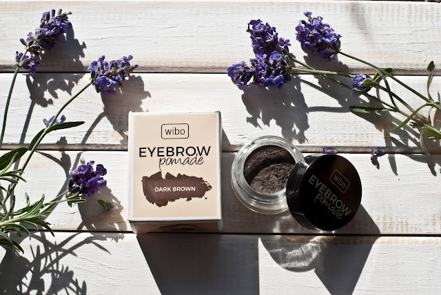 Wibo Eyebrow Pomade Dark Brown