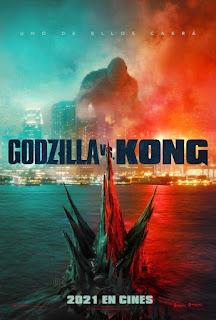 Godzilla vs. Kong [2021] [DVDR] [NTSC] [Latino]