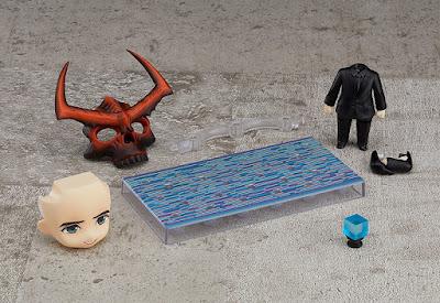 "Nendoroid Loki DX Ver. de ""Thor: Ragnarok"" - Good Smile Company"