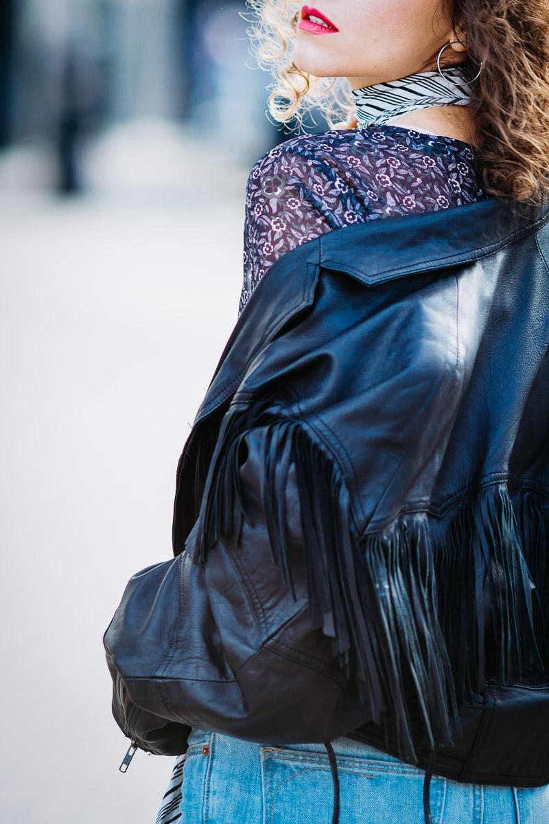 куртка-косуха с чем носить