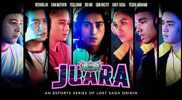 JUARA, Film Seri Adaptasi Game Lost Saga