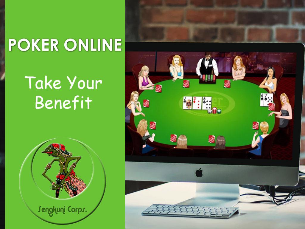 keuntungan poker online