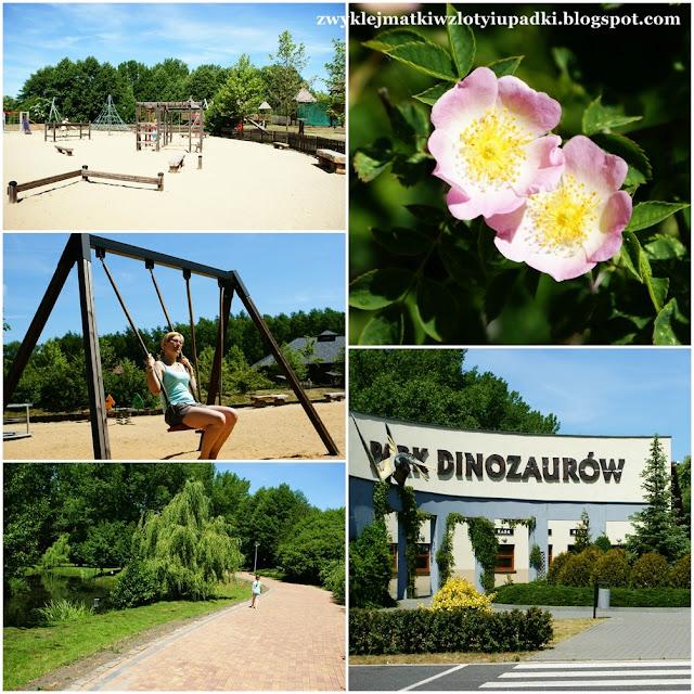 park dinozaurów Zaurolandia