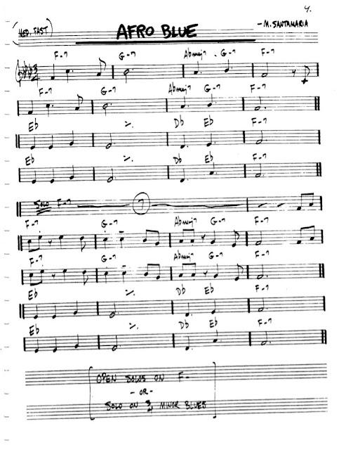 Partitura Violín Santamaria