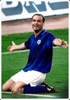Salvatore Schillaci Italy World Cup 1990
