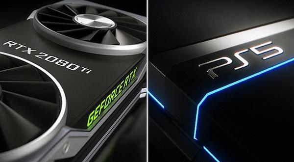 رئيس شركة Nvidia يؤكد أن حاسوب محمول مرفق ببطاقة رسومات RTX 2080 أقوى من أجهزة PS5 و Xbox