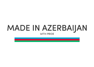Made in Azerbaijan Logo Vector