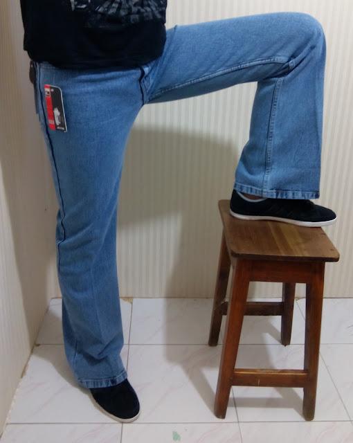 Model Celana Cutbray Jadul Pria Terbaru 2016