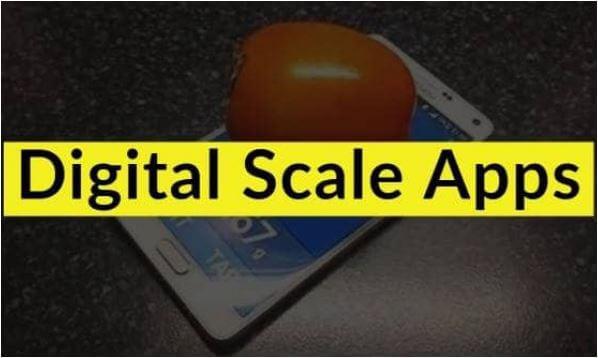 أفضل 5 تطبيقات لتحويل هاتف اندرويد الى ميزان ومقياس رقمي