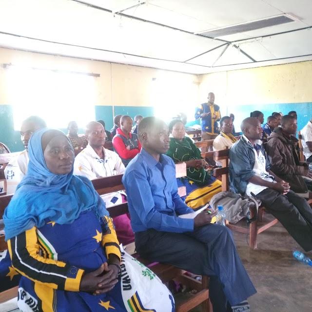 Wananchi Ngara Toeni Taarifa Mapema kwa TAKUKURU kuhusu Miradi ya Maendeleo yenye Harufu ya Ufisadi.