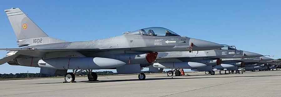румунські F-16