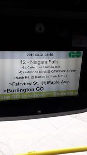 Como chegar a Niagara Falls