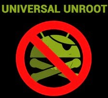 universal-unroot