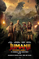 Jumanji Welcome to the Jungle 2017 Hindi Dubbed 720p HDTS Full Movie Download
