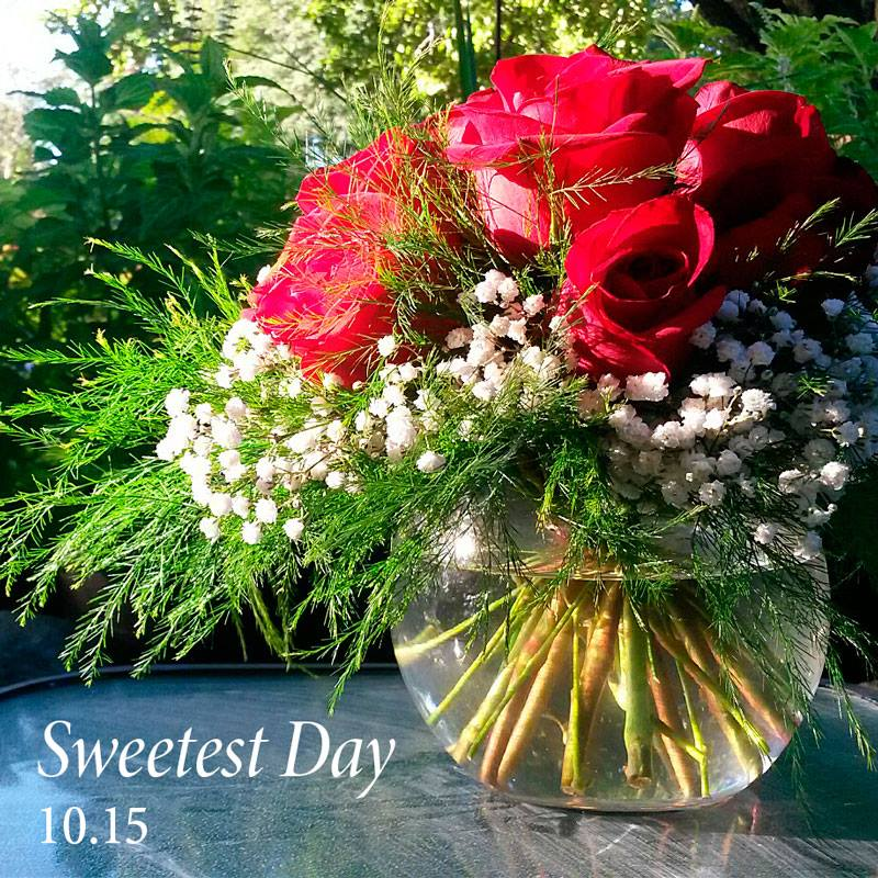 Sweetest Day Wishes for Instagram