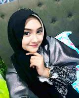 foto jihan audy agama islam pake hijab