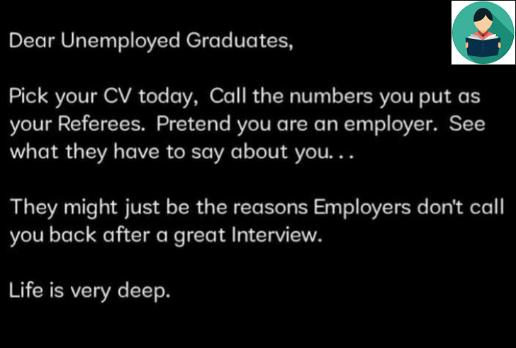 10 REASONS YOU'RE NOT GETTING CALLED BACK AFTER AN INTERVIEW
