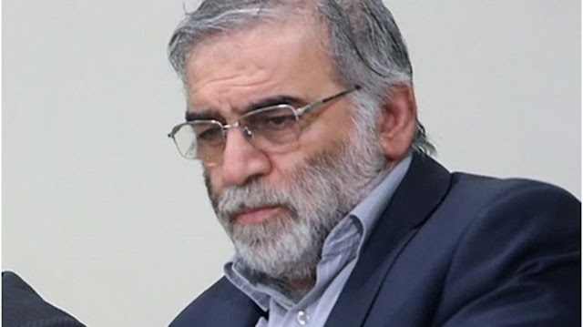 middleeast Iran's Top Nuclear Scientist, Mohsen Fakhrizadeh, Assassinated