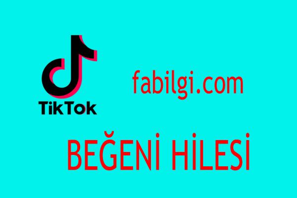 TikTok Takipçi Hilesi Türk Sitesi Gerçek Takipçi Ağustos 2021