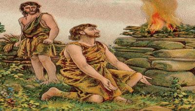 विश्वास के उदाहरण । Examples Of Faith - इब्रानियों 11