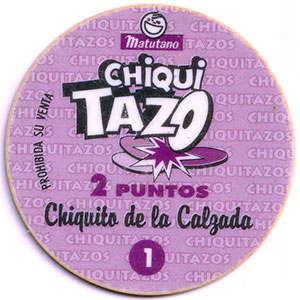 Chiqui Tazos Trasera