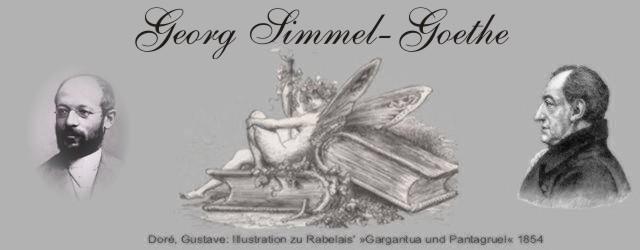 Gedichte Und Zitate Fur Alle Georg Simmel Goethe Siebentes