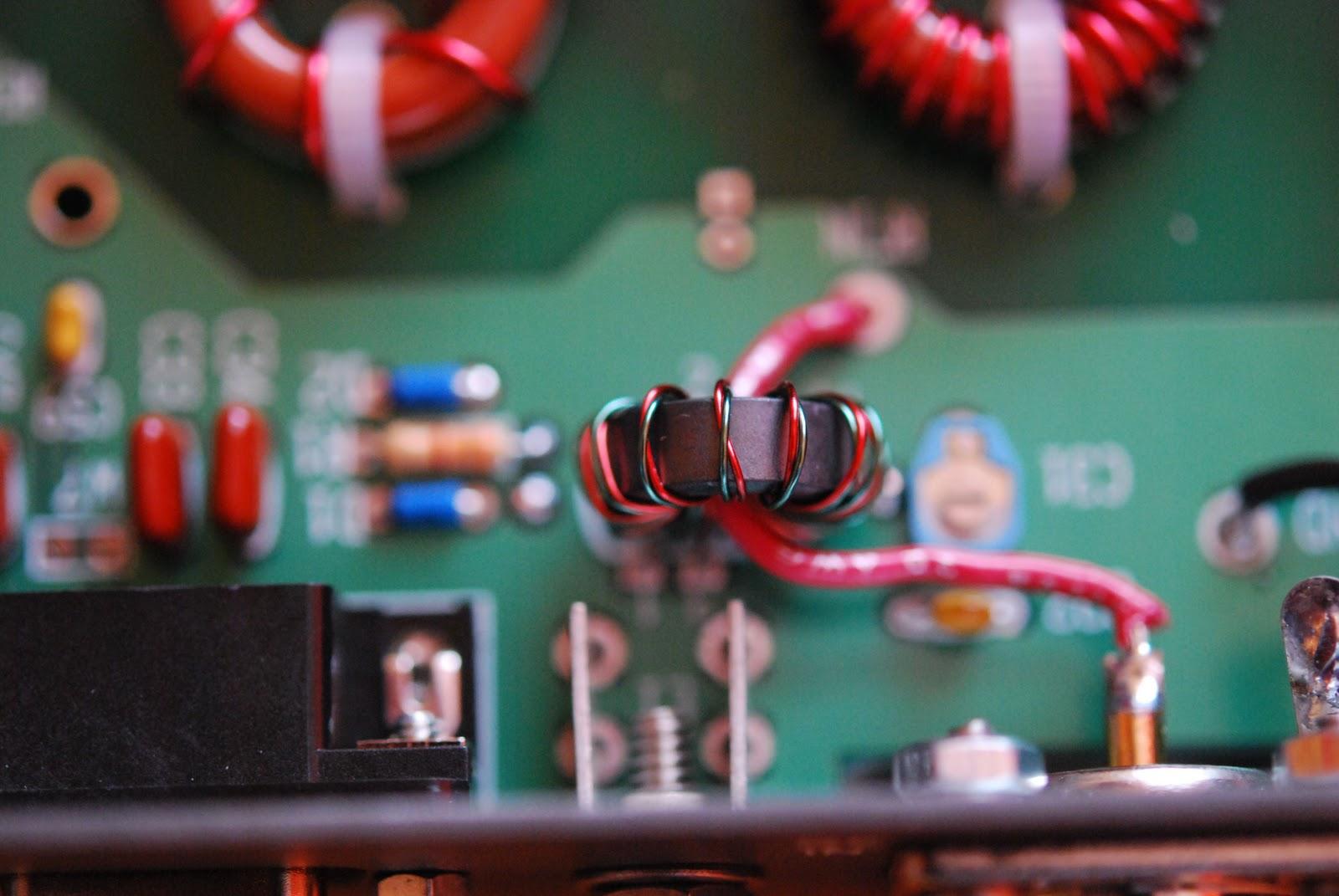 VE9KK QRPower BLOG: Making the K2 portable