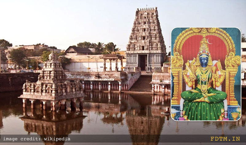 Kamakshi Amman Temple, Tamil Nadu: Know The Religious Belief and Significance