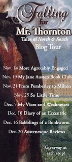 Blog Tour: Falling for Mr Thornton anthology