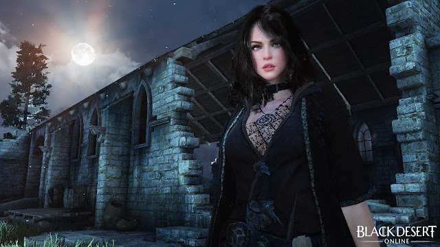 Make a Wish and Get New Year's Rewards in Black Desert SEA